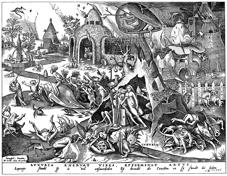 Разврат в средневековье 11 фотография